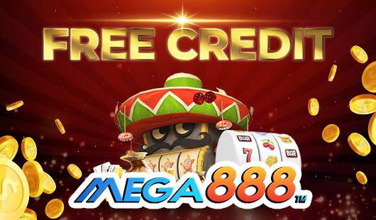 Mega888 Free Credit 2020