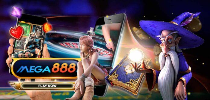 Mega888 casino apk